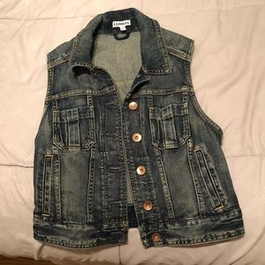 Express Jean Jacket - Barely Worn - Small